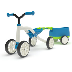 Chillafish Quadie+Trailie Kinderen, blue